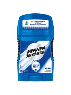 Дезодорант-стик Neutro Power 50мл MENNEN SPEED STICK