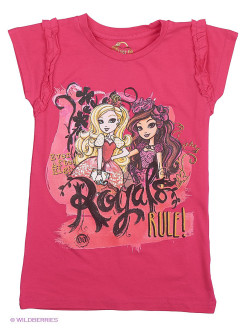 Футболка Ever after High