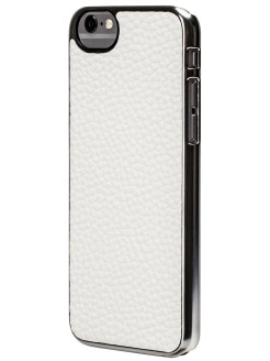 Leather Case for iPhone 6 / 6S, White Ubear