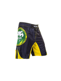 Шорты ММА All Sports FightShorts Brazil Edition Venum