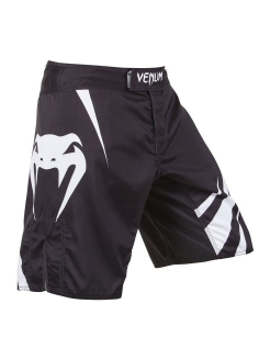 Шорты ММА Challenger Fightshorts - Black/Ice Venum