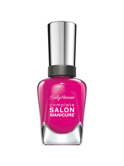 "Лак для ногтей ""Salon Manicure Keratin"", тон cherry up #542 SALLY HANSEN"