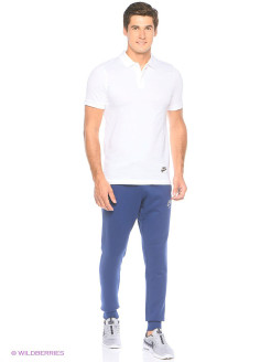Брюки M NSW JOGGER FLC AIR HRTG Nike