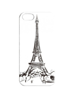 "Чехол для iPhone 5/5s ""Paris"" Chocopony"