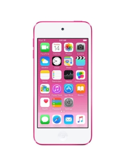 Mp3-проигрыватель Apple  iPod touch 16GB - Pink (6th GEN) Apple