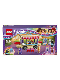 LEGO Friends Парк развлечений: фургон с хот-догами 41129 LEGO