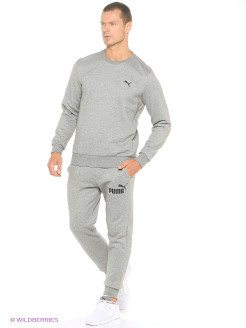 Брюки ESS No.1 Sweat Pants, FL, cl Puma