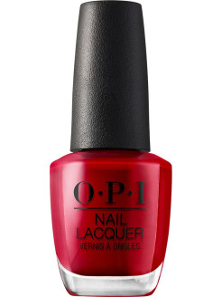 Лак для ногтей Red Hot Rio, 15 мл OPI