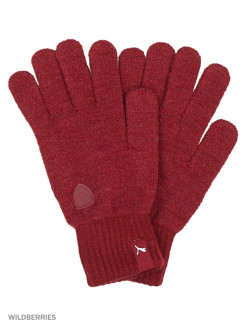 Перчатки Ferrari LS Knit Gloves PUMA