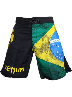 Шорты ММА Fight Brazilian Flag Venum