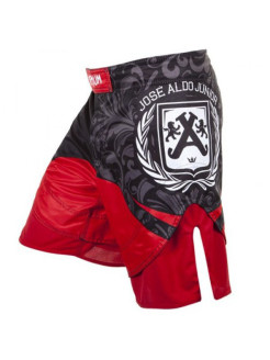 Шорты ММА Jose Aldo Junior Signature UFC 156 Fightshorts - Black Venum