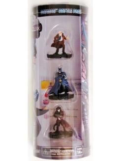 "Фигурка ""Heroclix DC Classics"" Batman Vs Joker Battle Pack Neca"
