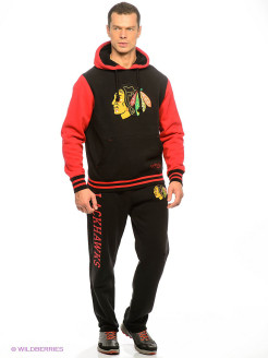 Худи NHL Blackhawks Atributika & Club