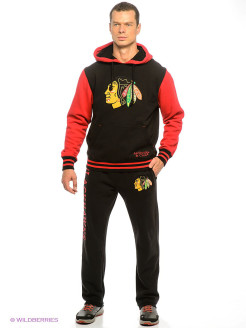Брюки NHL Blackhawks Atributika & Club