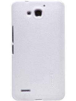 Накладка Super Frosted Shield для телефона Huawei Honor 3X (G750) Nillkin