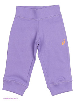 Бриджи GIRLS KNIT CAPRI ASICS