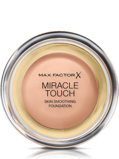 Miracle Touch Liquid Illusion, компактная тональная основа, 55 Blushing Beige, 11,5 г MAX FACTOR