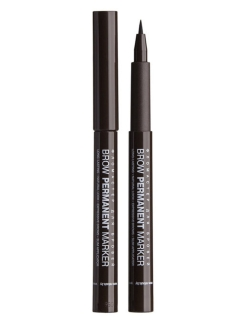Фломастер для бровей Brow Permanent Marker , тон 03 RELOUIS