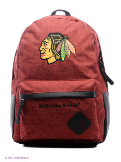 Рюкзак NHL Blackhawks Atributika & Club