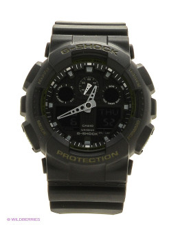 Часы G-Shock GA-100L-1A CASIO