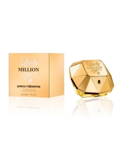 Lady  1 Million edt 50 ml PACO RABANNE