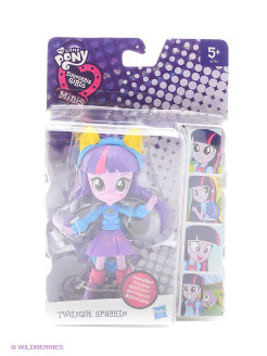Equestria Girls мини-кукла Hasbro