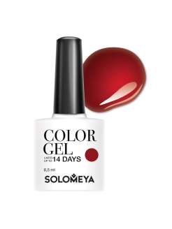 Гель-лак Solomeya Color Gel Martinа SCGK093/Мартина SOLOMEYA