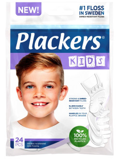 Флоссер Kids Plackers