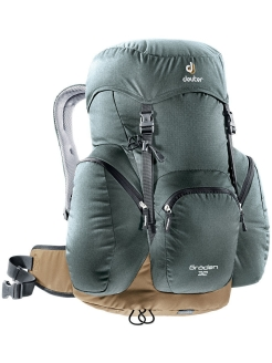 Рюкзак Groden 32 midnight-lion Deuter
