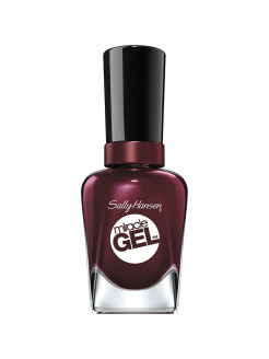 "Гель лак для ногтей ""Miracle Gel"", тон 480 wine stock SALLY HANSEN"