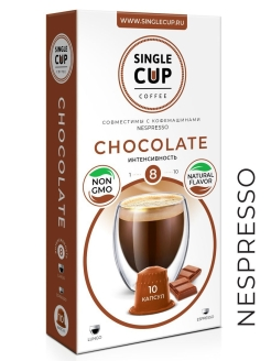 Кофе Single Cup Coffee Chocolate, 90 г. Single Cup Coffee