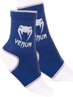 Суппорты Venum Ankle Support Guard Muay Thai/Kick Boxing Blue Venum