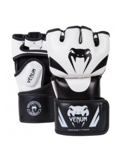 Перчатки ММА Attack Gloves - Skintex leathe Venum