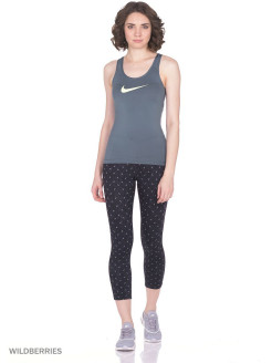 Капри W NK PWR EPIC RUN CROP PR Nike