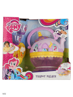 Набор посудки My Little Pony HTI