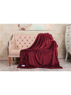 Плед Sleepy Classic Bordo Sleepy