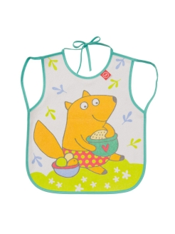 "Нагрудный фартук ""BABY BIB WITH HANGERS"" Happy Baby"