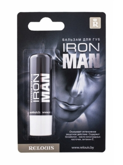 Бальзам для губ Iron Man RELOUIS