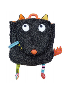 "Backpack ""Sly Teen Wolf"" Ebulobo"