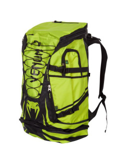 Рюкзак Venum Challenger Xtreme Back Pack - Black/Yellow Venum