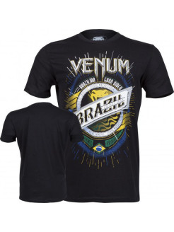 Футболка Keep Rolling T-shirt - Black Venum