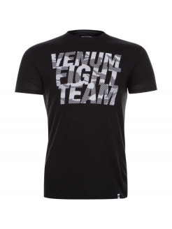 Футболка Venum Speed Camo Urban Tee Black Venum