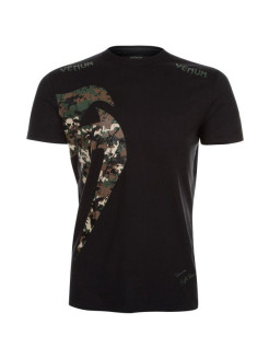 Футболка Venum Original Giant Tee Jungle Camo Black Venum