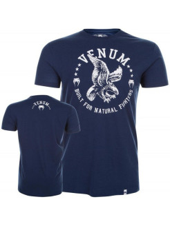 Футболка Venum Natural Fighter Eagle - Blue Venum