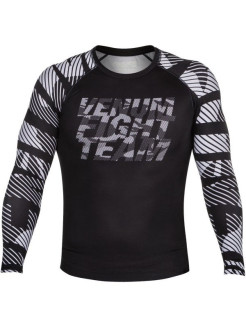 Рашгард Speed Camo Urban Black L/S Venum