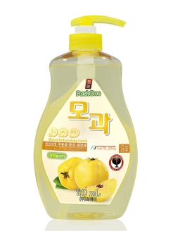 Средство для мытья посуды Posh one Dishwashing Liguid Quince l с экстрактом айвы POSH ONE