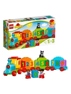 "Designer LEGO DUPLO 10847 Train ""Count and Play"" LEGO"
