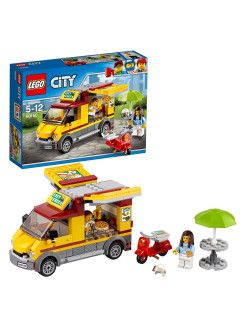 City Great Vehicles Фургон-пиццерия 60150 LEGO