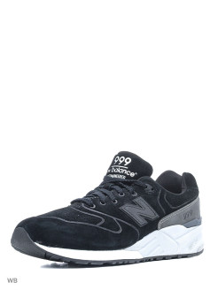 Кроссовки New Balance MRL999BA D Black Grey Men New balance