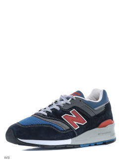 Кроссовки NEW BALANCE 997 CONNOISSEUR MADE IN USA New balance